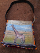 Book Bag (Giraffe)