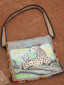 Book Bag (Cheetah)